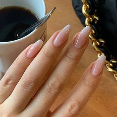 In search for some nail designs and ideas for your nails? Listed here is our listing of must-try coffin acrylic nails for modern women. Aycrlic Nails, Hair And Nails, Glitter Nails, Coffin Nails, Sparkle Nails, Bio Gel Nails, Nail Manicure, Fire Nails, Minimalist Nails