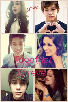 Sorry if it's not good but I love you guys!!!! @camila besestil Cabello @Austin Mahone. Uhhhh??????????? Angst.