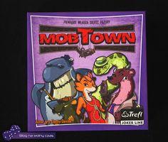 Blog na wolny czas: MOB TOWN: z gangsterem wśród zwierząt - recenzja g...