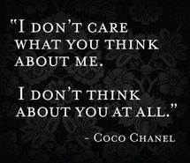 Inspiring picture coco chanel, girl, lol, quote, quotes. Resolution: 720x576 px. Find the picture to your taste! words-to-live-by