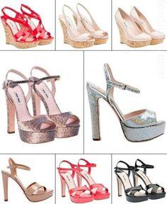 Miu Miu Spring Summer 2012 Fashion Shoes