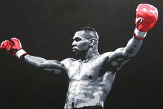 Choose your favorite mike tyson paintings from millions of available designs. All mike tyson paintings ship within 48 hours and include a 30-day money-back guarantee.