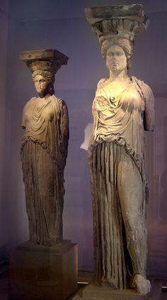 Partenon grecia. Museo