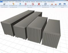 container architecture cargotecture improved-3d-shipping-container-models