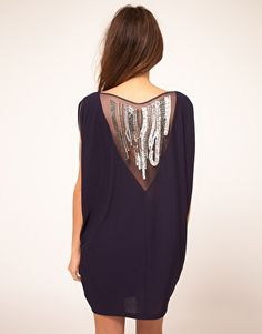 Love the back of this dress. Find it @ASOS