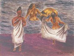 Maria Izquierdo Paintings | Maria Izquierdo (Mexican, 1902 - 1955)