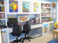 Nice homeschool arrangement
