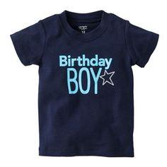 Carter's Birthday Boy Tee - Baby