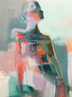 Teil Duncan. Lilac Shadow 30x40