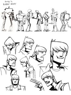 Motorcity || CHARACTER DESIGN REFERENCES | Find more at https://www.facebook.com/CharacterDesignReferences if you're looking for: #line #art #character #design #model #sheet #illustration #expressions #best #concept #animation #drawing #archive #library #reference #anatomy #traditional #draw #development #artist #pose #settei #gestures #how #to #tutorial #conceptart #modelsheet #cartoon #couples @Rachel Oberst Design References