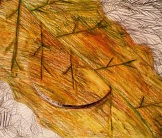 Tajuplný les, Detail