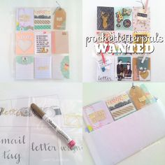 Janette Lane: What's a Pocket Letter (and more FAQs)?