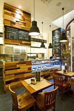 Ratton bakery by S3 ARQUITECTOS & Bernardo Daupiás Alves, Lisbon » Retail Design #decoracao de casas #interior design office| http://interiorhousedesign731.blogspot.com