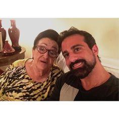 """""""Filho sabe o que eu decidi? Vou entrar numa academia"""" vovó ao seus 94 anos  #amordaminhavida #vovuxa by pfarnese"""