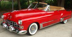 '49 Cadillac Convertible
