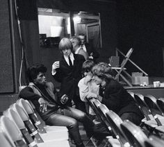 The Rolling Stones with James Brown.