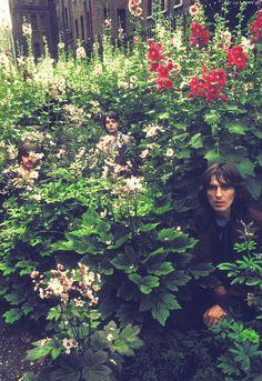 Richard Starkey, John Lennon, Paul McCartney, and George Harrison