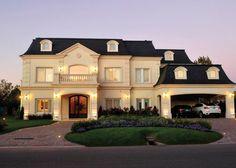 Resultado de imagen para casas estilo frances moderno