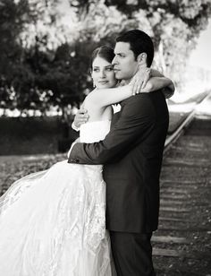 Vera Unveiled - Real Weddings - Devorah & Carlo