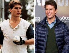 Men of the -- Tom Cruise Celebrities Then And Now, Stars Then And Now, Tom Cruise, Hollywood Celebrities, Back In The Day, Hui, Teenagers, Famous People, Technology