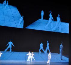 Dance – Lucinda Childs / Philip Glass / Sol Lewitt