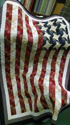 USA Flag made for a friend