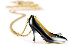 pingentes de miniatura de sapatos