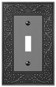 egg u0026 dart antique nickel switch plate wall plates and switch plates pinterest wall plates switch plates and home depot