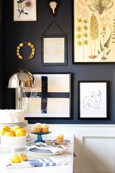 Our Gallery Wall Tips | Bria Hammel Interiors