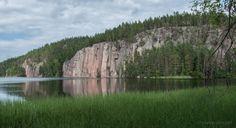 Olhavanvuori - Repovesi National Park Finland