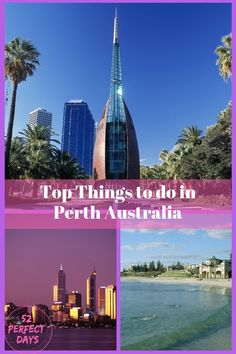 Looking for things to do in Perth Australia? Here are our top suggestions for creating a perfect day in Western Australia's capital city. Australia Capital, Perth Western Australia, Places To Travel, Places To See, Travel Info, Travel Ideas, Travel Tips, Cottesloe Beach, Stuff To Do