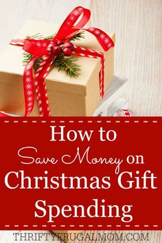 Being on a tight budget doesnt mean you cant have fun giving Christmas gifts! These tips will help you give great gifts while saving lots of money! christmas without gifts Cheap Christmas Gifts, Dollar Store Christmas, Christmas On A Budget, All Things Christmas, Vintage Christmas, Holiday Gifts, Christmas Holidays, Christmas Crafts, Christmas Decorations