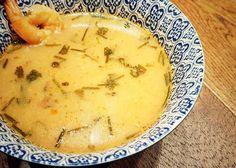Tajska zupa bezglutenowa z krewetkami – Bezglutenowy Blog