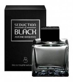 c03a709b9f3 Seduction In Black by Antonio Banderas for Men  Ican Perfumes Importados