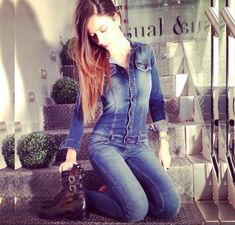 Eleven Paris, Ibiza, Bell Bottom Jeans, Jumpsuit, Denim, Casual, Pants, Jackets, Fashion