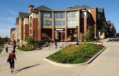 Indiana University of Pennsylvania - Delaney Hall in Indiana, PA