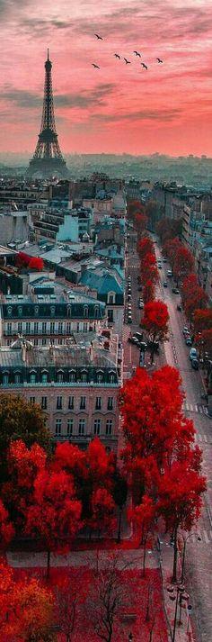Ah. Paris