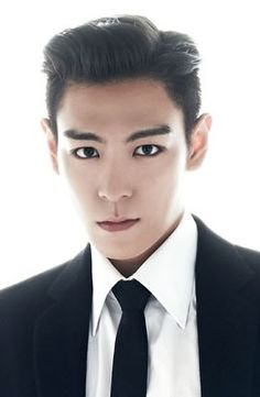 TOP ♕ #BIGBANG // Season's Greetings 2014 Calendar - GODS the way he looks at you in this picture, just makes me weak in the knees!!-