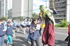 """Miles de personas desfilaron por las instalaciones de la Casa de la Cultura Ecuatoriana disfrutando de los eventos que formaron parte de la fiesta """"Hecho en Casa, la Fiesta de la Cultura"""", organizada por esa Institución para iniciar la celebración de los 70 años de su fundación."""