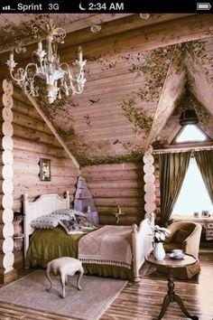 Bedroom faerie tale