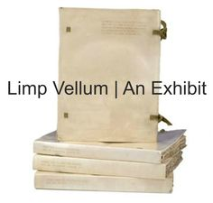 This exhibit aims to illustrate some of the changing patterns in the use of the limp vellum binding while hopefully managing to convey its utilitarian logic, its often simple, understated aesthetic, and some of its little-appreciated allure, which has enticed binders for at least the past six hundred years.