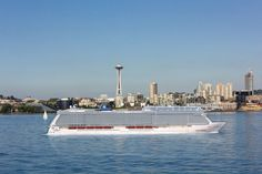 Norwegian Cruise Line has announced that its upcoming cruise ship the Norwegian Bliss is being custom-built for Alaska