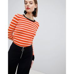 Bold Stripe Jumper - Multi Mango Store With Big Discount Discount Excellent Buy Cheap Authentic Cheap Sale Pay With Paypal Latest Collections For Sale VgPoqX