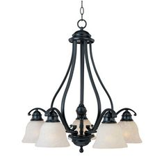 Maxim Lighting 11815ICBK 5-Light Linda Downlight Chandelier (Also available at homedepot.com and https://www.lowes.com/pd/Pyramid-Creations-Linda-25-in-5-Light-Black-Standard-Chandelier/3557790 and http://www.menards.com/main/lighting-ceiling-fans/indoor-lighting/shop-all-lighting/pyramid-creations-pyramid-creations-linda-25-black-5-light-down-light-chandelier/p-1444439235627-c-7493.htm?tid=-3812897339930910118)