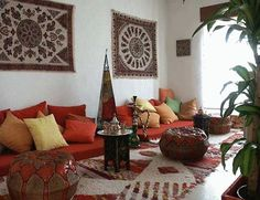 décoration intérieur oriental | Décoration orientale en 7 règles | Décoration Design