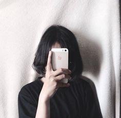 Aesthetic People, Bad Girl Aesthetic, Korean Photo, Model Poses Photography, Min Yoonji, Hair Icon, Girl Korea, Korean Aesthetic, Fake Photo