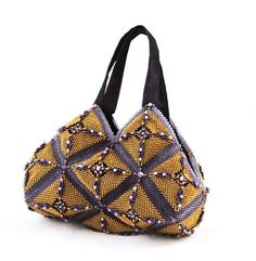 ru / Foto # 87 - Chic y brillo. Beaded Shoes, Beaded Purses, Beaded Bags, Beaded Jewelry, Crochet Handbags, Crochet Purses, Crochet Bags, Handmade Bags, Handmade Jewelry