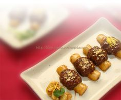 rice cake kalbi
