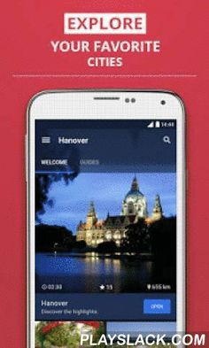 Hannover Travel Guide  Android App - playslack.com ,  Discover the most beautiful places in the Hannover with our tripwolf Guide – your travel guide with offline maps!+ 'Best New Apps 2015' in Google Play Store ++ Recommended by 'Die Welt', CHIP and 'Computerbild 2014' ++ Among CNN's Top 50 Travel Apps 2013 +Plan your trip to Hannover and get 1 hour of unlimited access to all the information and features in your travel guide. » FREE TRAVEL GUIDE FOR 1 HOUR «For permanent access to all our…