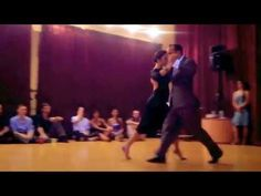 "Maximiliano Cristiani and Jesica Arfenoni — ""Mi dolor"" — 3/3 at El Abrazo - YouTube"